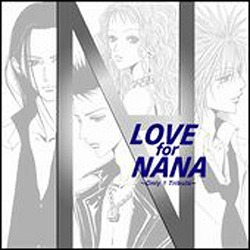 LOVE for NANA ~ONLY1 TRIBUTE~ ~TRAPNEST~ヴァージョン~ (初回生産限定盤) [LIMITED EDITION]
